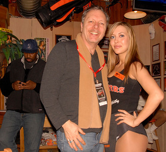 birthday boy and car show, hooters