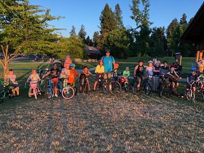 20180724 - Pack Bike Ride