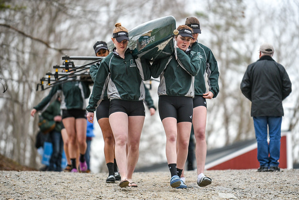 Loyola Rowing - Occoquan Sprints 03.31.19