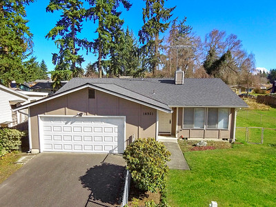 16921 20th Ave E, Spanaway (Exterior Only)