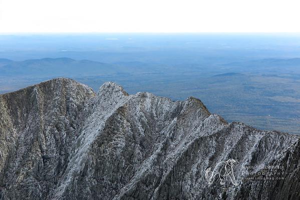Mt Katahdin Knife Edge