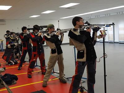 2/24/16 - Rifle Practice