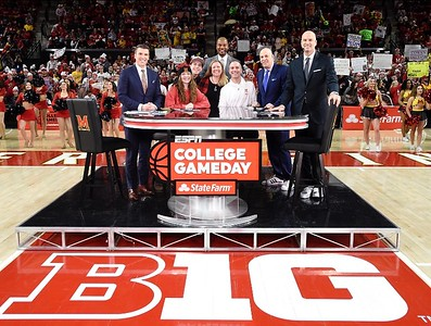 Feb. 27 - March 1: Maryland Terps Visit, GameDay
