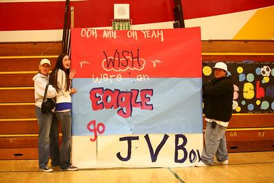 Homecoming Games - Boys' JV Basketball