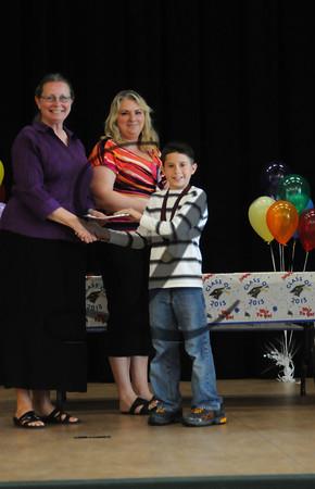 Vinton Co. South grade 5 promotion 2013