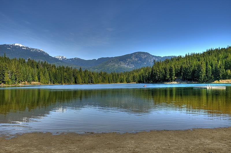 Lost Lake Whistler, BC