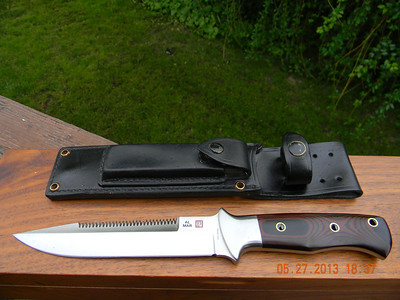 Al Mar Fighting Knife
