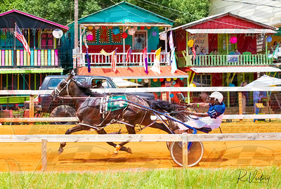 2019 Neshoba County Fair Racing