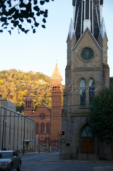 Johnstown, PA - Churches