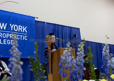 NYCC Commencement April, 2019
