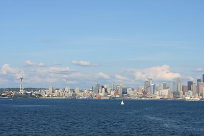 140826 Seattle Skyline