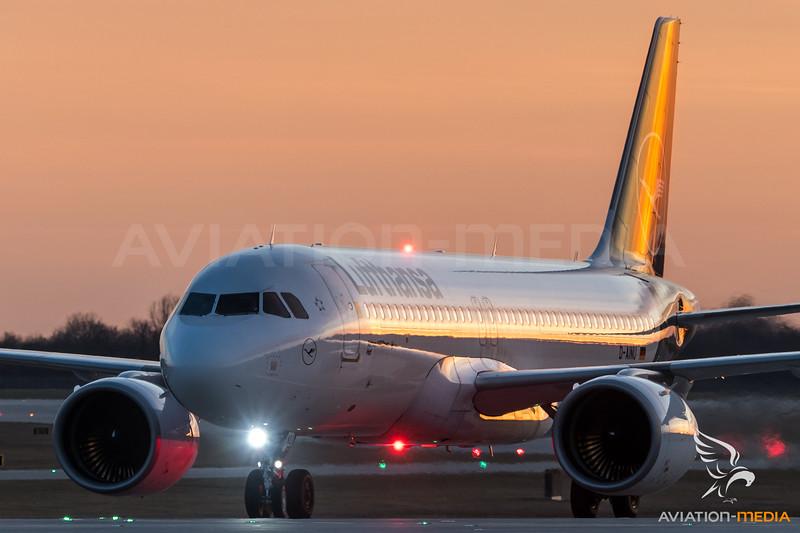 Lufthansa / Airbus A320-271N / D-AINU
