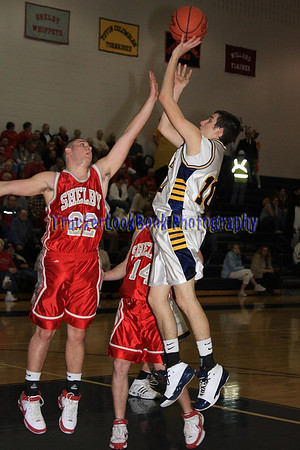2008 JV Boys Basketball / Shelby