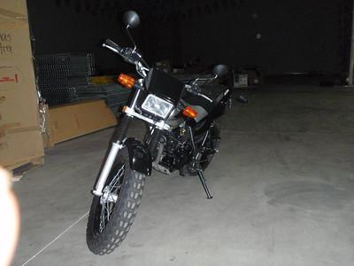 2005 Yamaha TW200