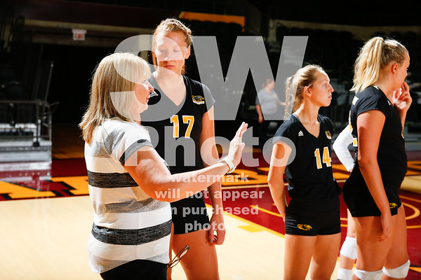 9.1.2017 - UWM Volleyball vs. Fairfield