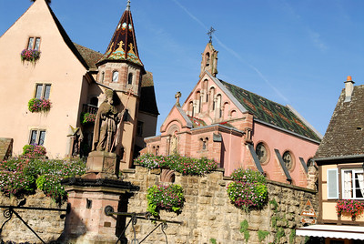 Alsace & Ombrie