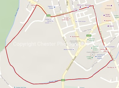 City Centre SW Map