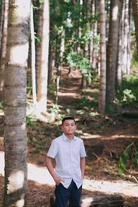 Donovan Turqueza (Senior Portraits)