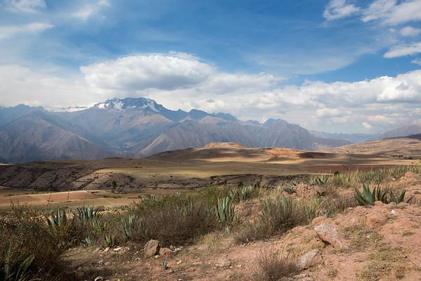 Maras Salt Flats