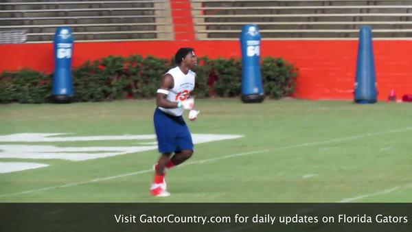 Gators pledge Daniel McMillian clip