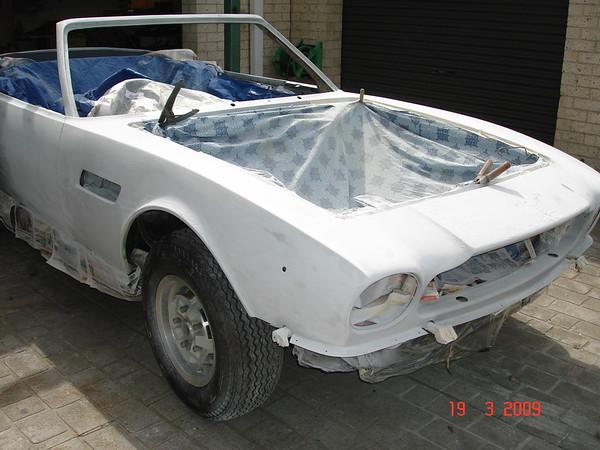 2009 Rolands Aston Martin