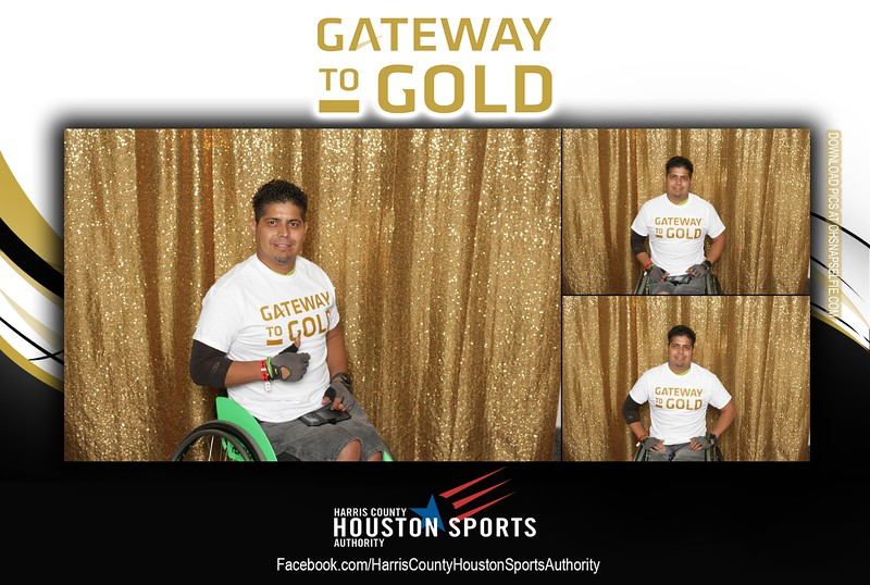 Gateway to Gold - Houston Sports Authority - 16 October 2016