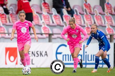 2020-10-17 Vittsjö - FC Rosengård
