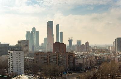 Города / City