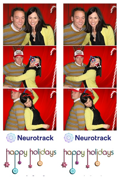 Neurotrack Holiday Party