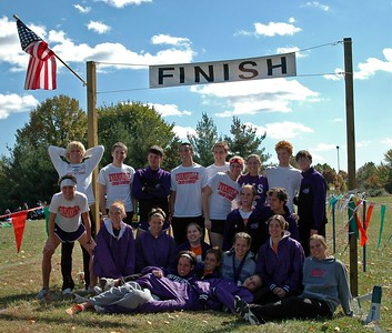 University of Evansville Cross Country Invitational 2004