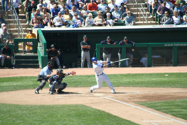 Seattle Mariners vs. Chicago Cubs 2008