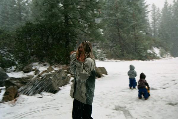 2001-11-26 Thanksgiving-Yosemite