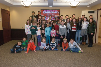 Community Life - Parents Night Out -Kids Night In - February 19, 2016
