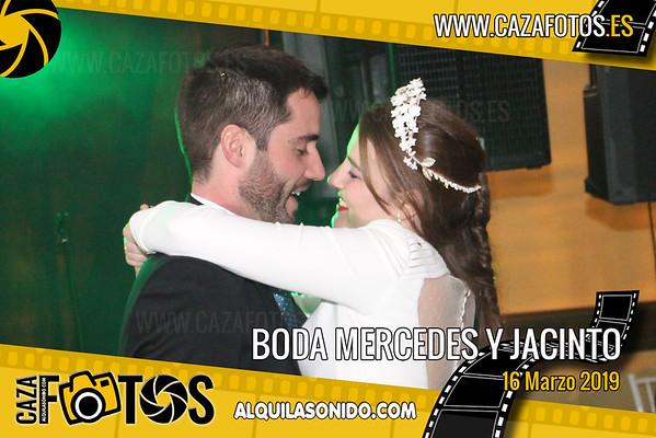 BODA MERCEDES Y JACINTO - 16 MARZO 2019