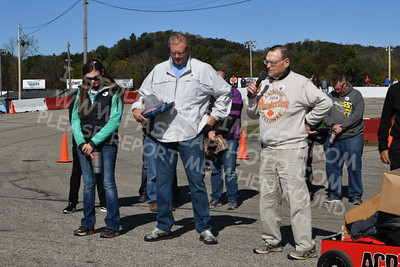 Sunday Pre Race & Driver Introductions