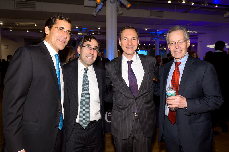 2016 Adaptive Sports Foundation, Warriors in Motion 3rd Annual Master Chef Celebration, NYC; 5/4/2016