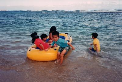 Hawaii FEbruary 2001