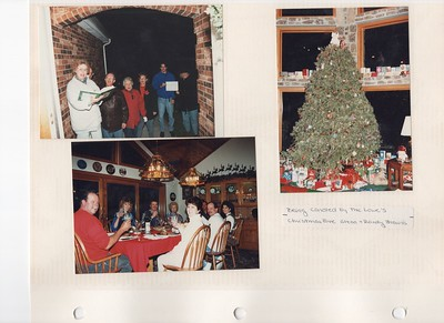 12-24-1993 Lowe & Brown Christmas Eve