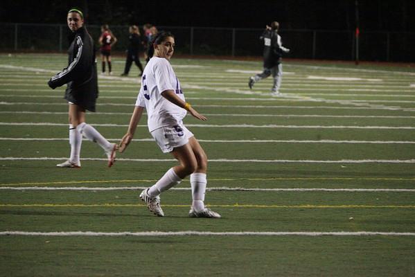 2009-10-13 IHS Girls Soccer vs Eastlake