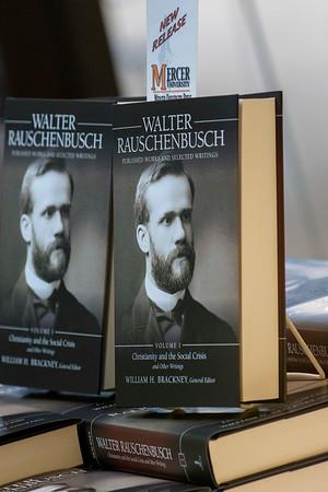 2018 Legacy of Walter Rauschenbusch