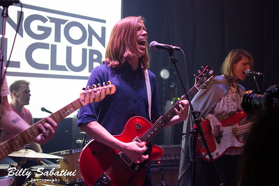 Washington Social Club - Pie Shop DC - April 8, 2019