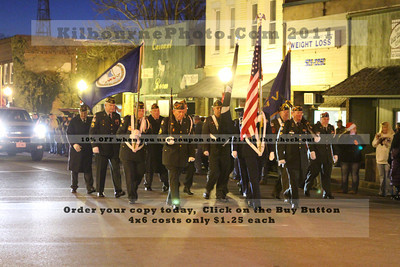 Christmas Parade BSG 2011