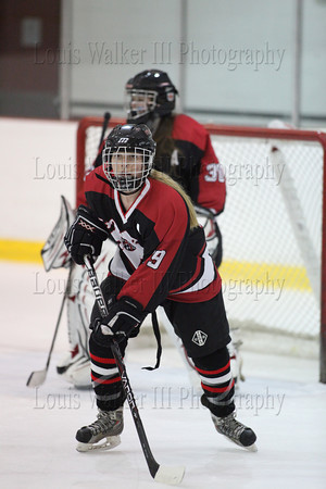 Prep School - Girls Hockey 2011-12