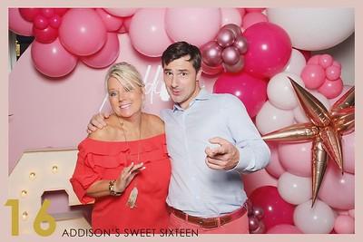 Addison's Sweet 16