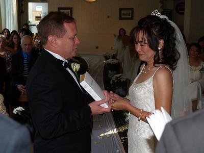 The Walsh Wedding - 10/20/07