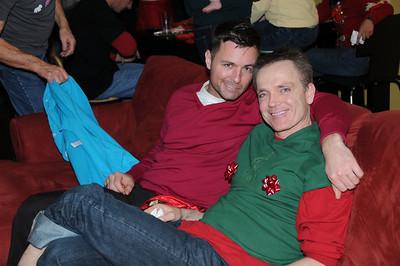 Tacky Sweater Holiday Party