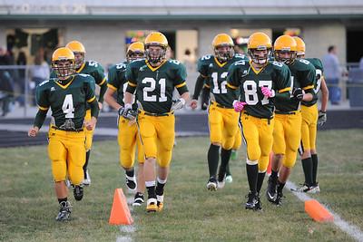 Varsity Football - ADM 2011