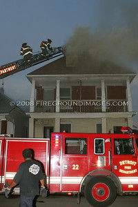 Florida St. Fire (Detroit, MI) 7/26/07