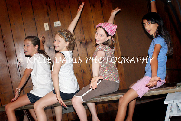 Donkey Tales Music Camp 2009