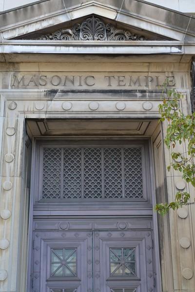 Open House Freemason Hall 11-09-2019